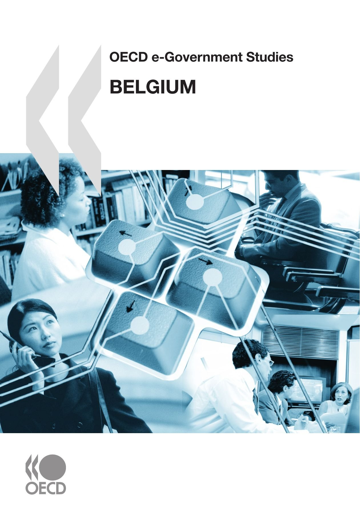 Download OECD e-Government Studies OECD e-Government Studies: Belgium 2008 ebook