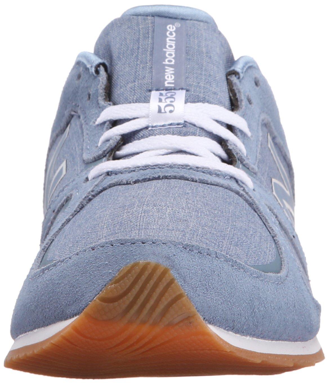 9487da53a3b Nové balanční Shoe dámské Women WL555 Women s Only Casual balanční Running  Shoe Chambray Blue e6e54ed