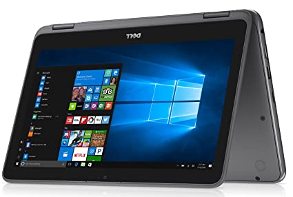 "Dell 2018 Newest Lightweight Inspiron 11.6"" Touchscreen 2 in 1 Laptop PC AMD A6-"