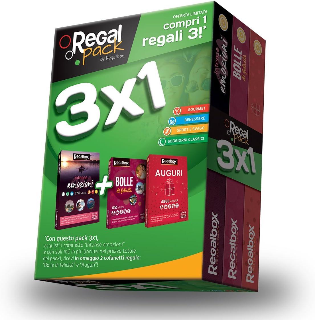 Regalbox – Cajas de bonos de actividades y experiencias RegalPack ...