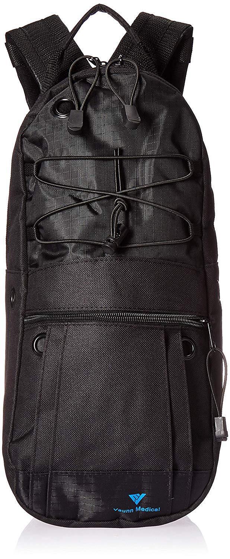 Vaunn Medical Oxygen Cylinder Tank Backpack Bag with Adjustable Straps M6/M9 Cylinders by Vaunn