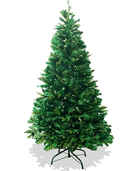 lavohome 6 feet 1200 tip branch canadian pine frasier fir green artificial plush and full - Frasier Christmas Tree