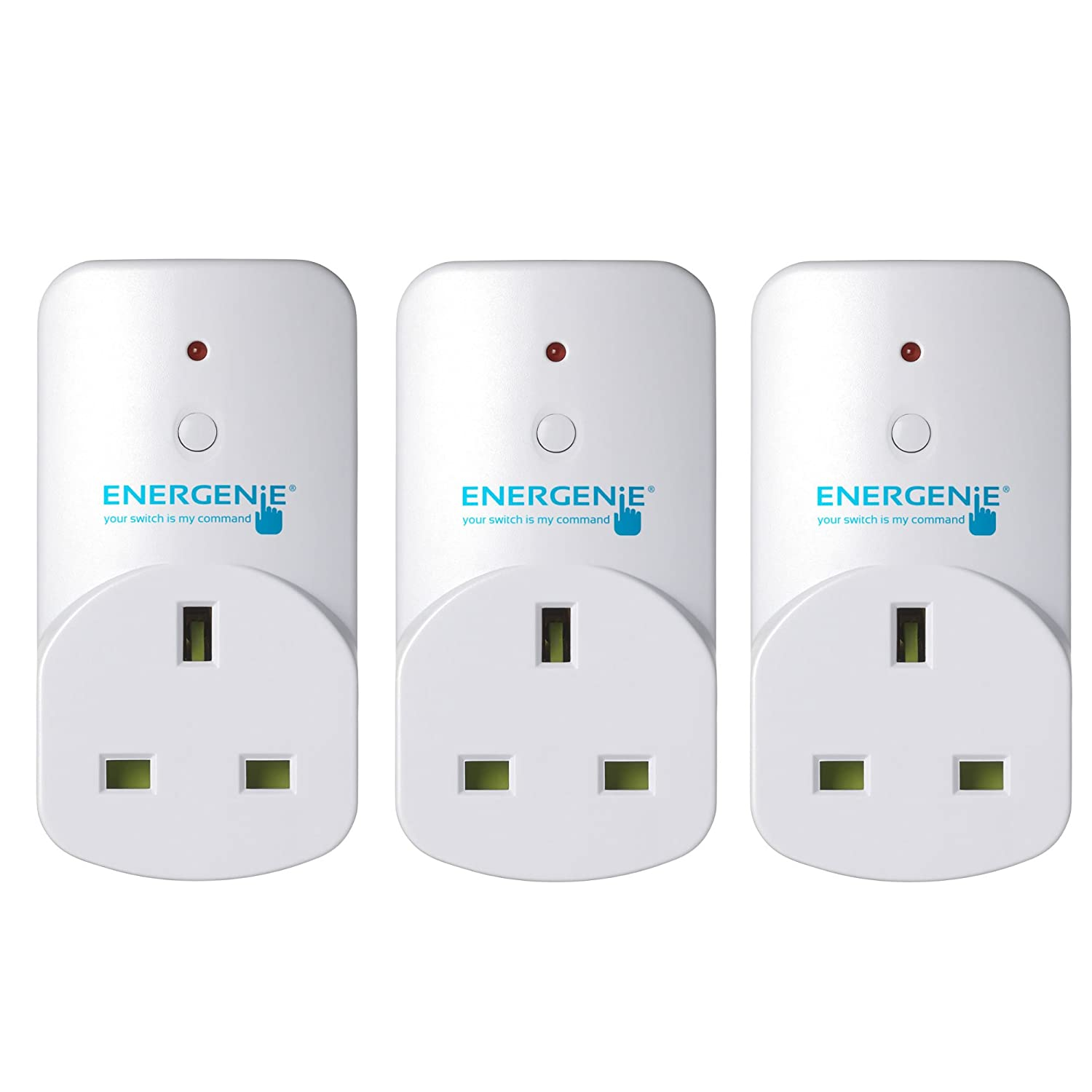 Alexa compatible Smart Plugs [MiHome Gateway required] Energenie MIHO002