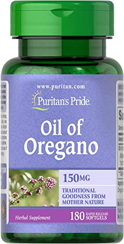 Oil of Oregano by Puritan's Pride®, Con…