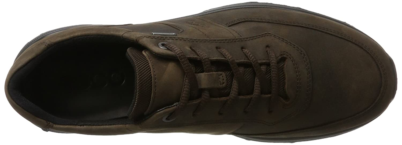 Ecco Mens Mens Ecco Irving Leather Shoes 7-7.5 D(M) US|Coffee B06Y1HS1HQ e8c702