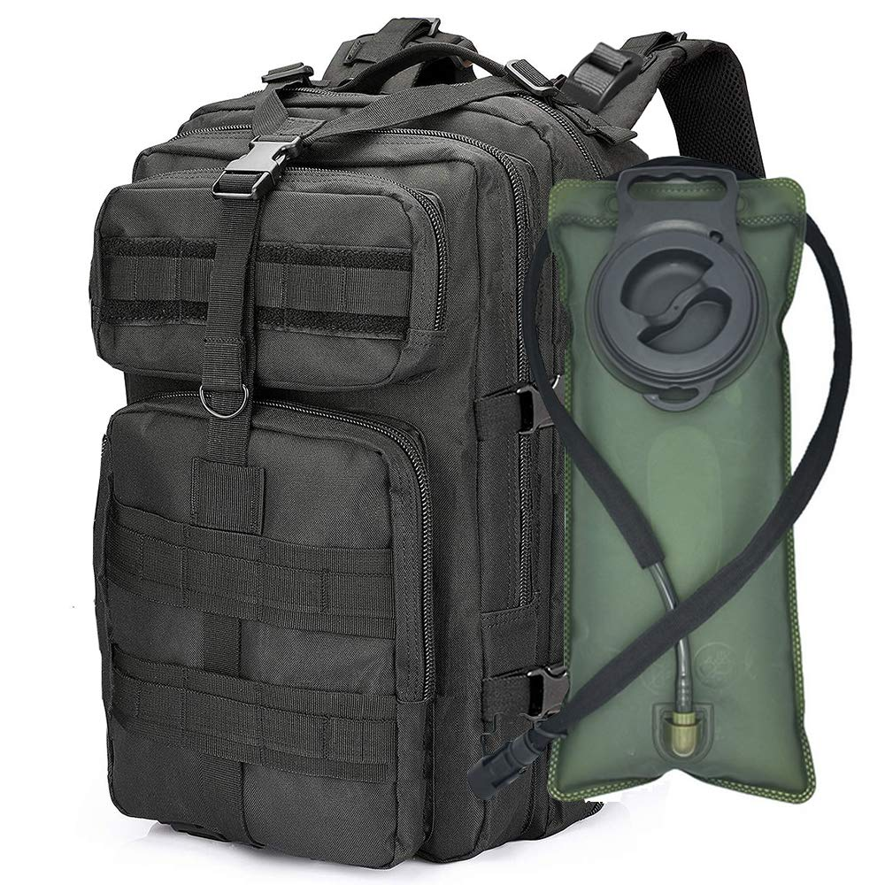 ALTBP Military Tactical Backpack 40L Molle Hiking Backpack,Traveling Camping