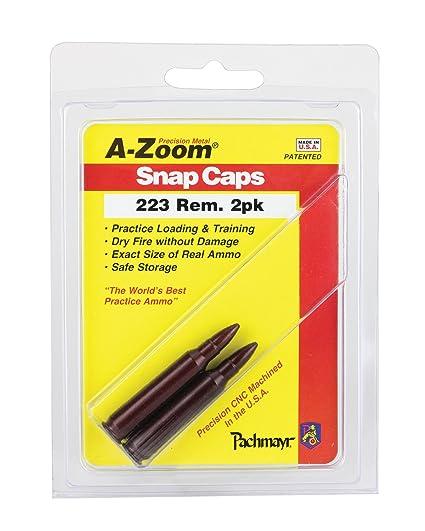 52a45312d3f Amazon.com   A-ZOOM 223 Rem Precision Snap Caps (2 Pack ...