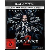 John Wick: Kapitel 2 (4k Ultra HD + Blu-ray) (2 Disc-Version)
