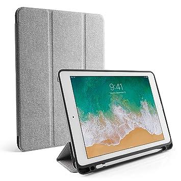 tomtoc Estuche protector para iPad de Apple de 9.7 pulgadas ...