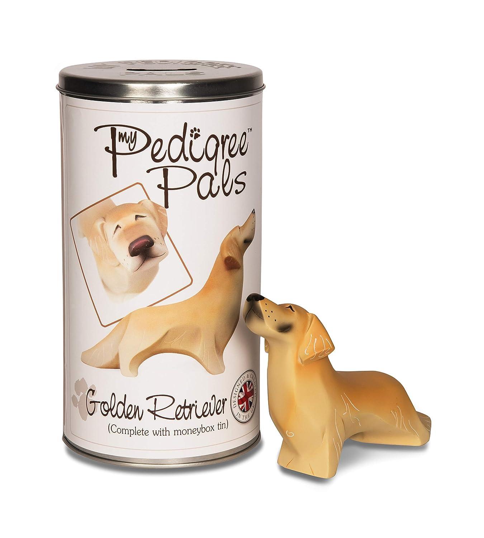 Pavilion Gift Company 46005 Pedigree Pals Figurine 6-1//4-Inch Golden Retriever