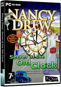 Nancy Drew: Secret Of the Old Clock - PC     - Amazon com