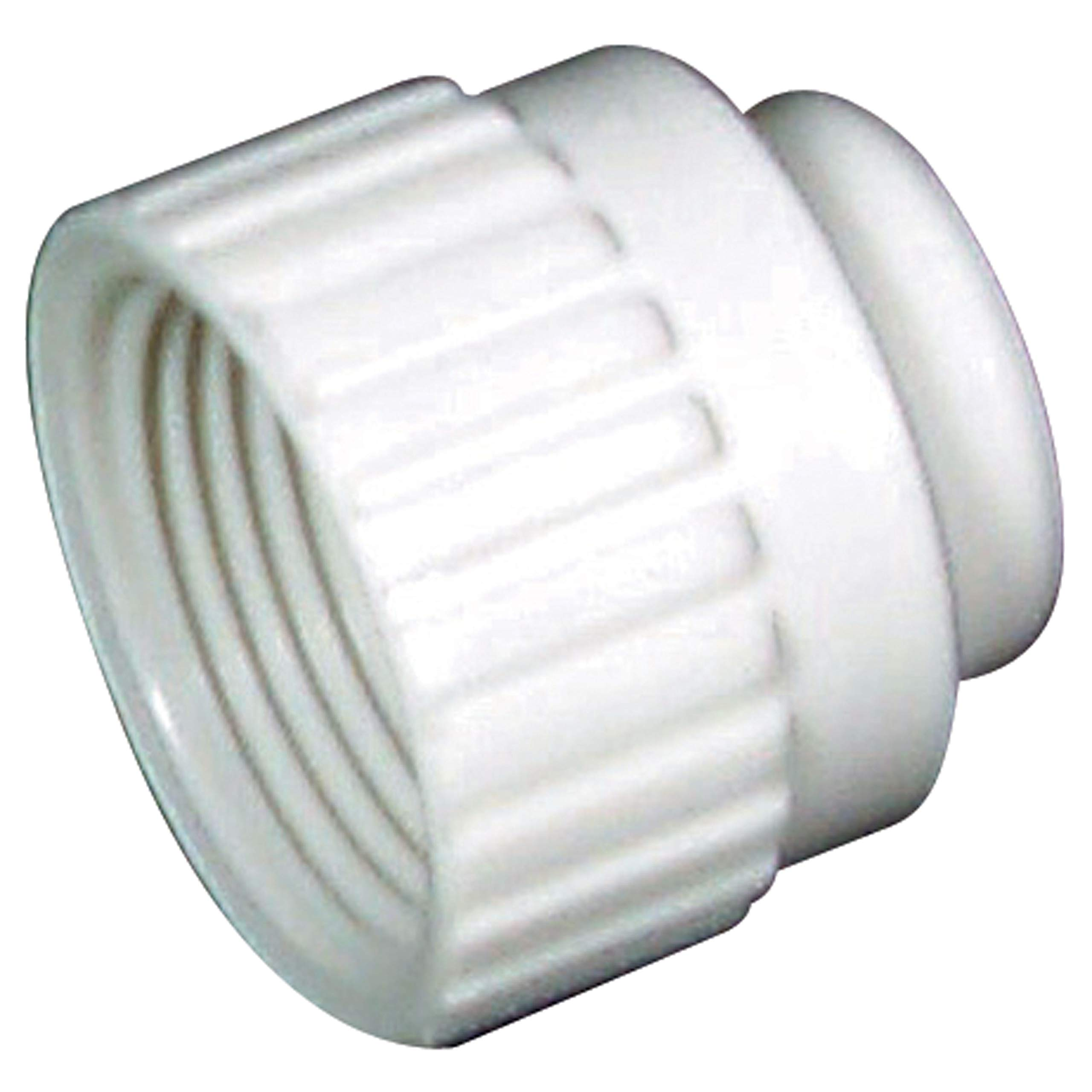 Flair-It 16860 Plastic Cap Fitting, 0.5'' Size