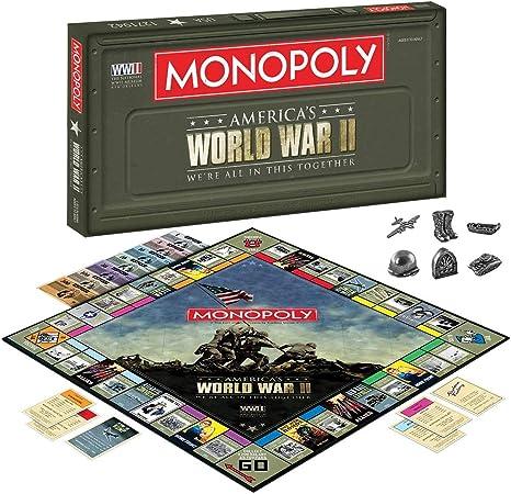 Monopoly World War II