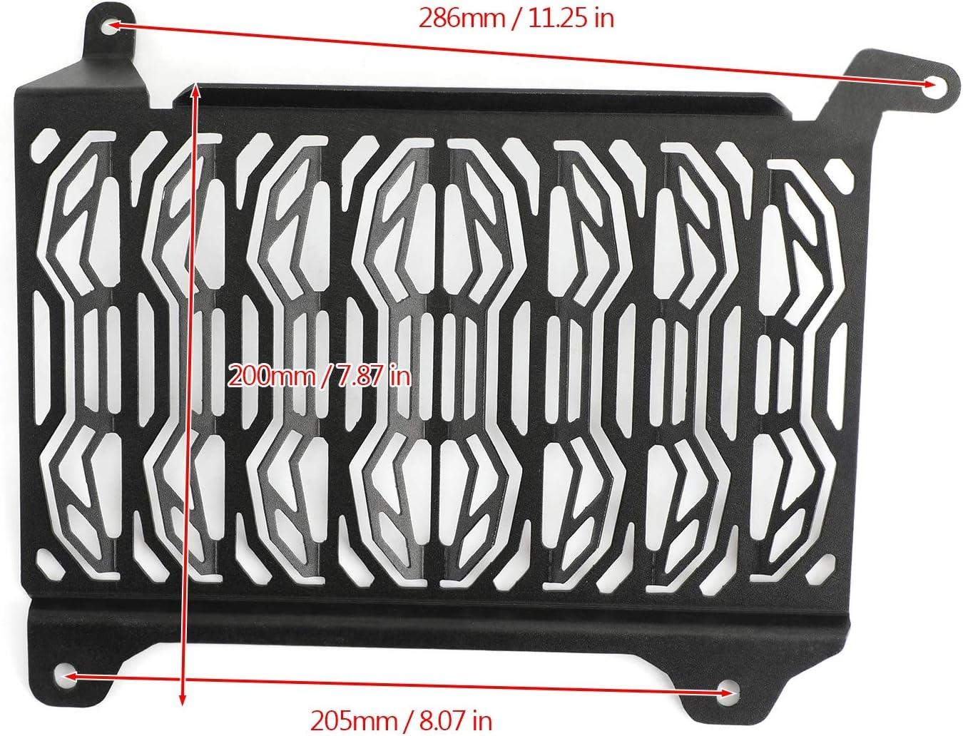 copertura protettiva per H-O-N-D-A CB500X CB 500 X 2019 Copertura per radiatore moto protezione radiatore Artudatech