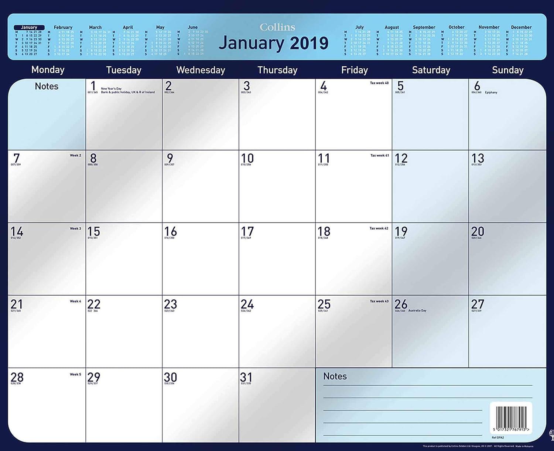 Collins DPA2 A2 2019 Colplan - Cuaderno de escritorio ...