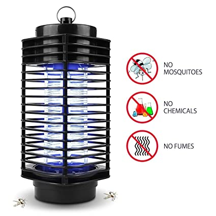 Amazon.com: Muhoop - Lámpara electrónica para matar ...