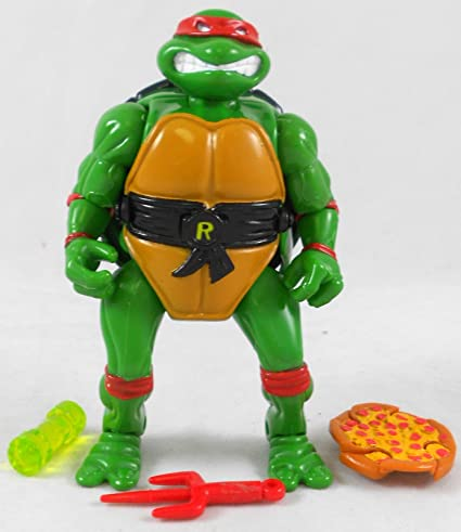 Amazon.com: Teenage Mutant Ninja Turtles mutatin Raphael ...