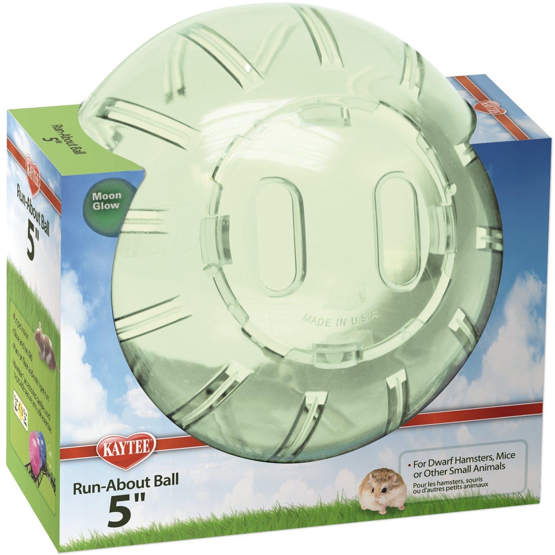 Beeztees Bola para hámster de alta calidad, Transparente. 100079348