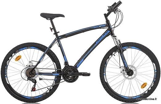 Velonline OUTLAND-Bicicleta para adulto: Amazon.es: Deportes y ...