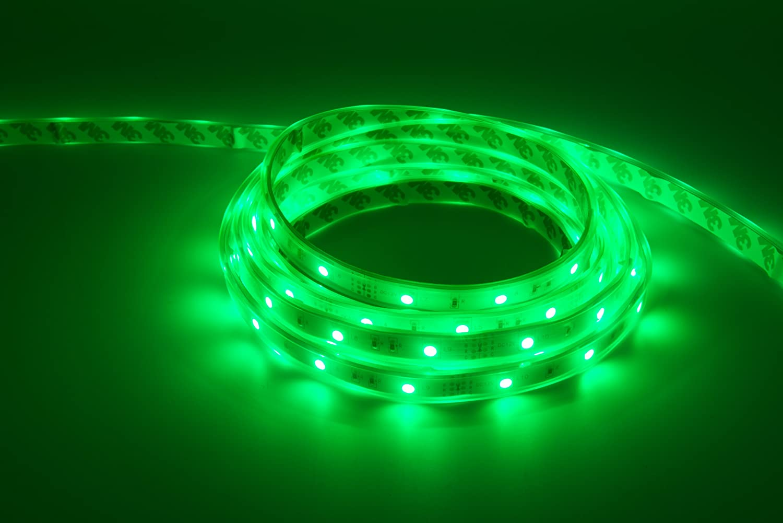 Plasmaglow 11222 Green 16 FlexLink LED Roll