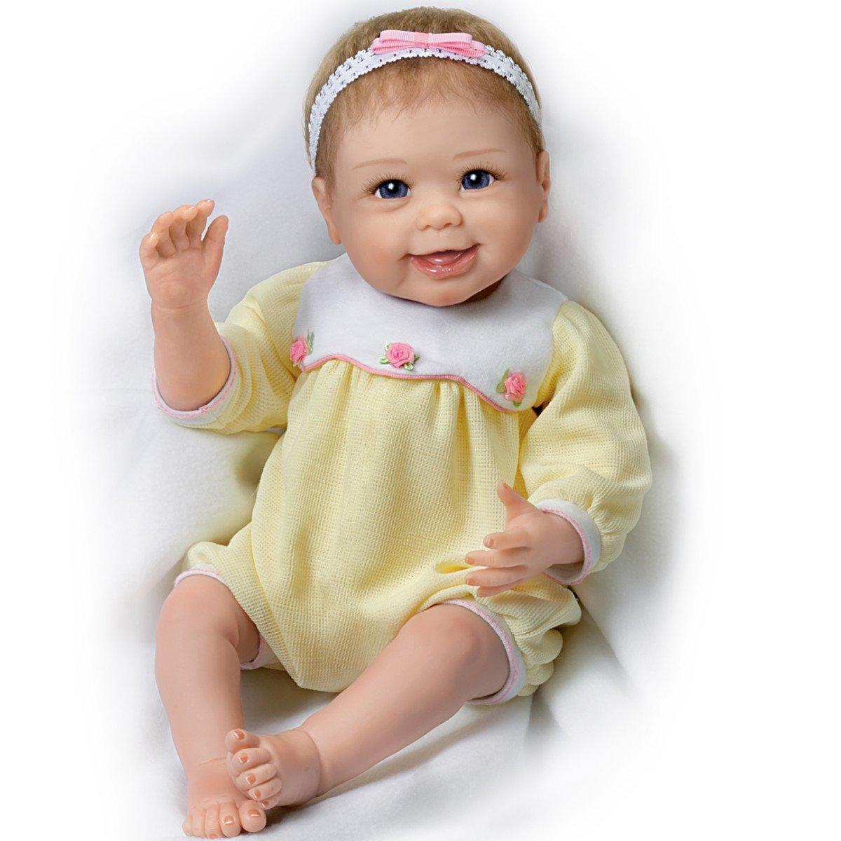 ベビー人形: Hailey波Bye Bye Baby Doll Baby by Hailey波Bye Ashton Ashton Drake B00DIJX47G, LIFE TIME:9e8cd313 --- sayselfiee.com
