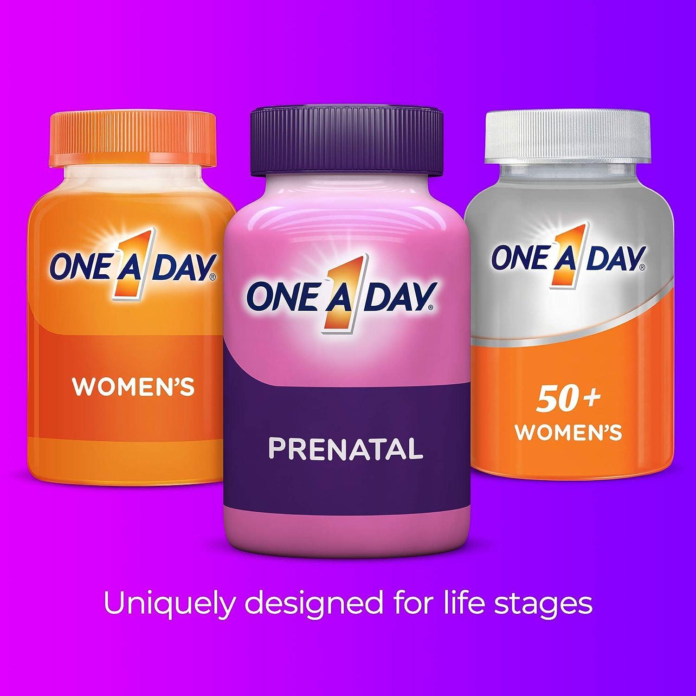 One A Day Men's & Women's Pre-Pregnancy Multivitamin ...
