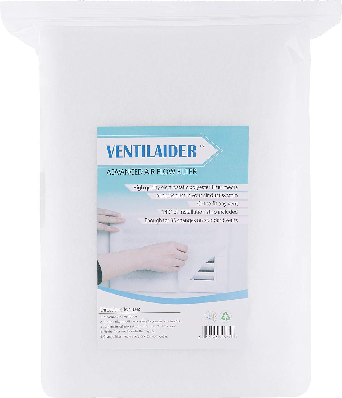 Ventilaider Complete Air Vent Filter Set 12