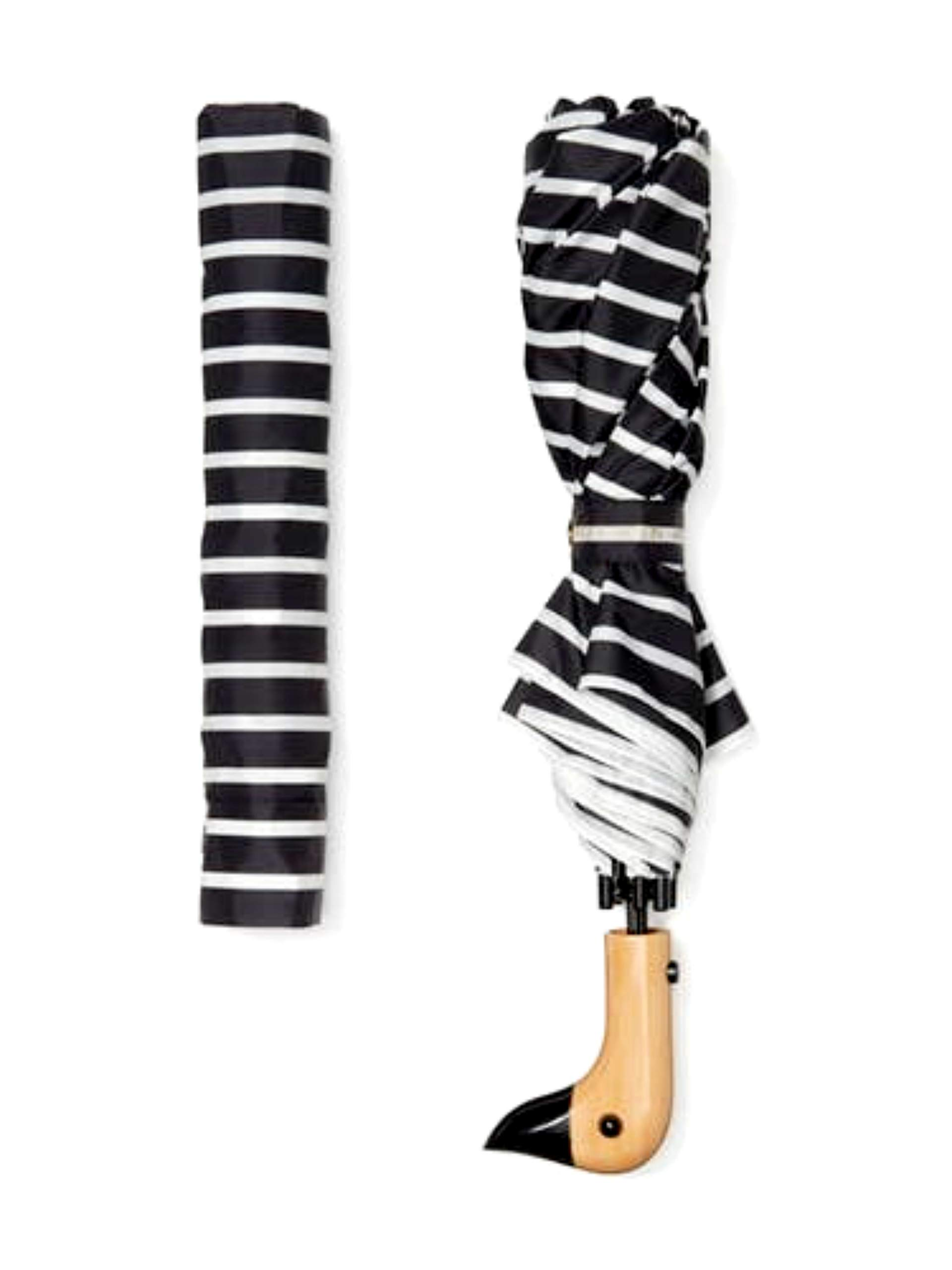 Kate Spade Women's French Stripe Umbrella