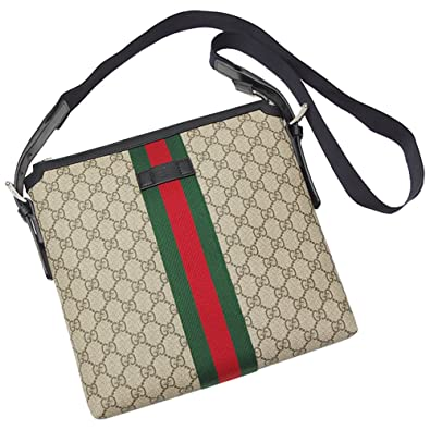 best loved d03ad 27b54 Amazon | GUCCI グッチ 387111 KHNGN GGキャンバス ...