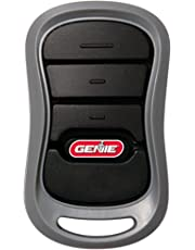 Genie G3T-R 3-Button Remote with Intellicode Security Technology/Controls Up to 3 Garage Door Openers, 1 Pack