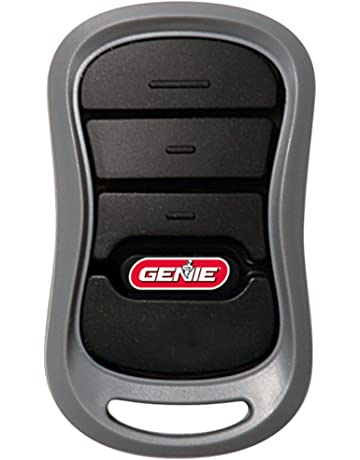 Genie 3-Button Remote - Controls Up To 3 Garage Door Openers - Compatible with