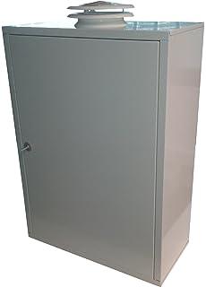Chimeplast 700500240ARMCAL - Conductos y componentes para sistemas de evacuación de humos (talla única)
