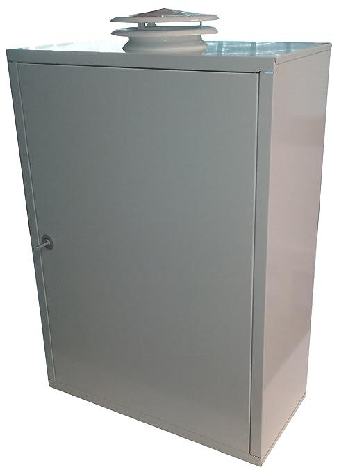 Chimeplast 700500240ARMCAL Conductos y componentes para sistemas de evacuación de humos Única