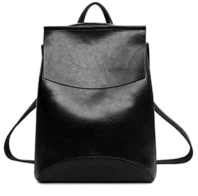 Melissa Wilde Brand Daily Bagpack New Pu Women Leather Backpacks School Bag Student Backpack Ladies Women