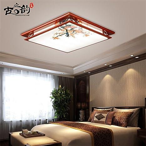 Colgante LED modernos accesorios de montaje a ras de techo ...