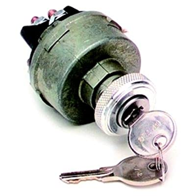 Painless 80153 Universal Ignition Switch with Keys, 1 Pack: Automotive