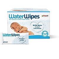 WaterWipes Yenidoğan Ve Hassas Ciltler İçin Kokusuz Bebek Islak Mendilleri 12'li Paket