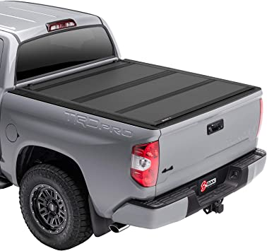 Amazon Com Bak Bakflip Mx4 Hard Folding Truck Bed Tonneau Cover 448409 Fits 2007 20 Toyota Tundra 5 6 Bed Automotive