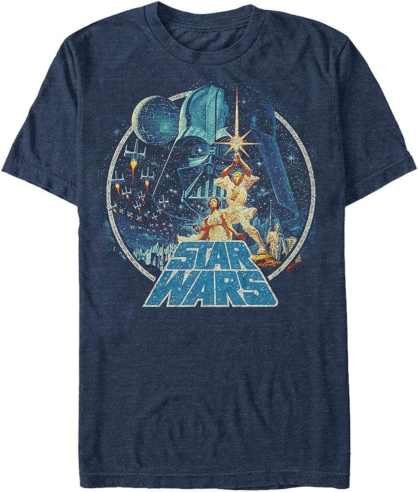 Amazon.com: Star Wars Men's Vintage Victory