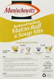 MANISCHEWITZ Reduced Sodium Matzo Ball & Soup