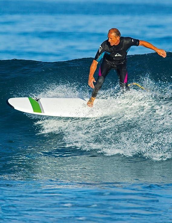 Bic DURA-TEC zona para limpiarse la nariz para tabla de surf Rider Wahine Mini 213,36 cm 6 66 - rosa: Amazon.es: Deportes y aire libre