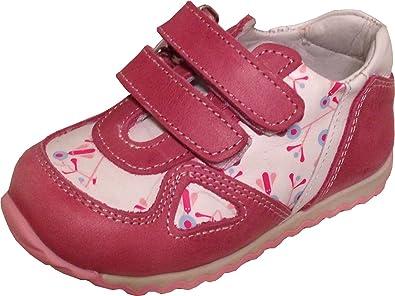 1ef9f3ce860 PERLINA Girls Shoes Adapazari 1209-2 Toddler 5.5 (EU 21)