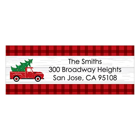 amazon com custom merry little christmas tree personalized red