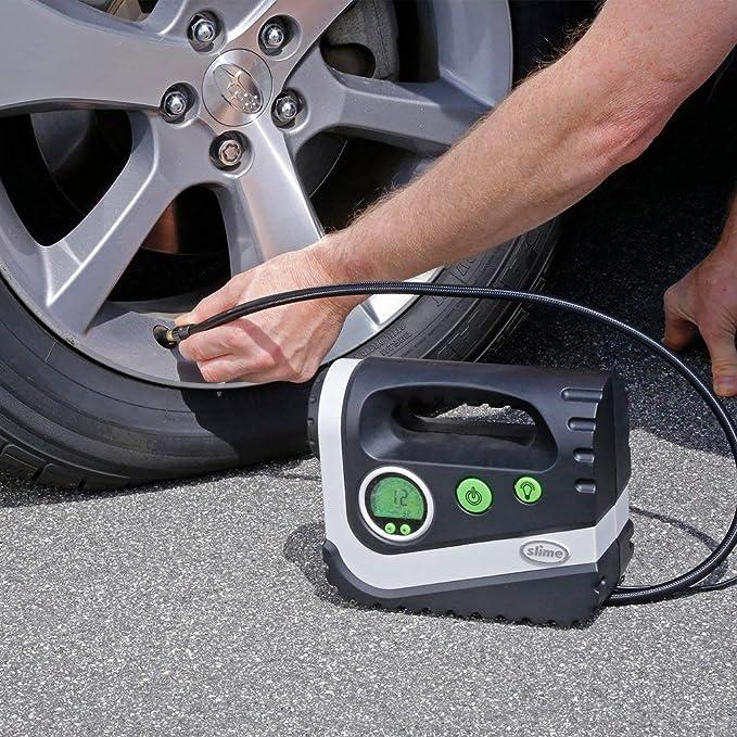 Slime 40047 Rugged Digital Tire Inflator
