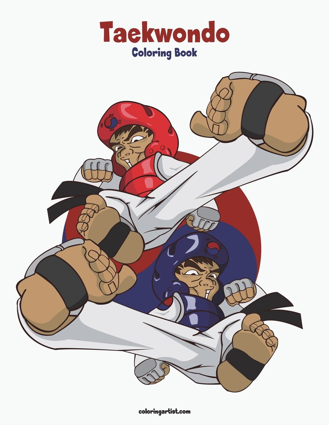 Taekwondo Coloring Page - Get Coloring Pages | 1360x1051