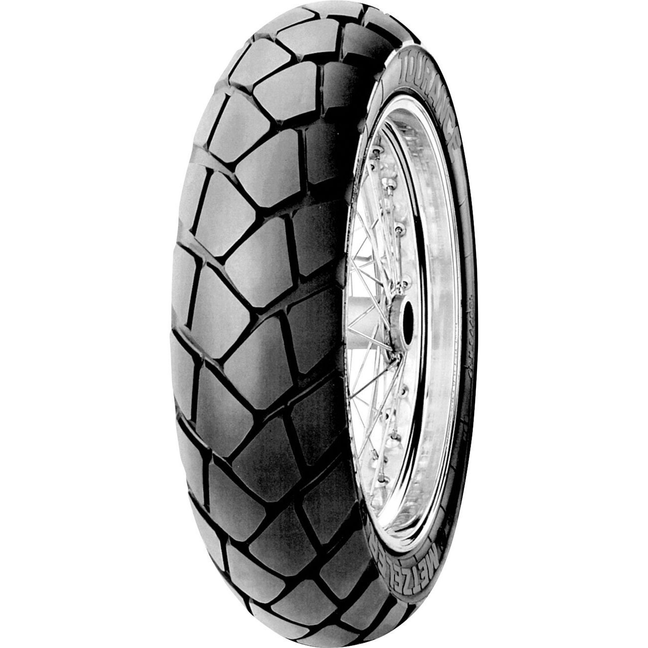 Metzeler Tourance 150 70 R17 69v Tubeless Tyre Rear Car 110 17 Motorbike