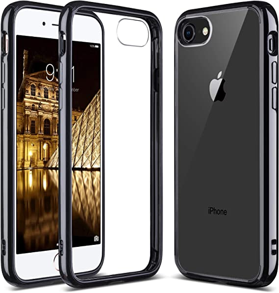 Comprar Funda iPhone 7 / 8 Transparente Antigolpe Premium