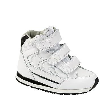 so billig Outlet zu verkaufen günstig Piedro Kinder Orthopädische Schuh – weiß – Leder – Spitze ...