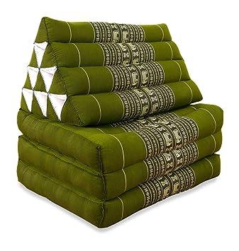 Amazon.com: Asia wohnstudio 3 Fold Tailandia colchón con XXL ...