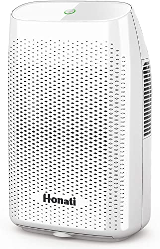12V Ultra Quiet Small Portable Marine Dehumidifier for Boat Cabin [Honati] detail review